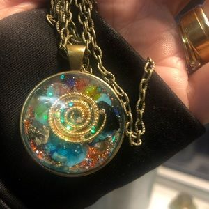 Jewelry - Orgonite Necklace